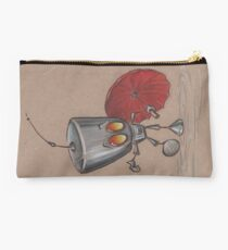 Puddle Stomping Robot  Studio Pouch