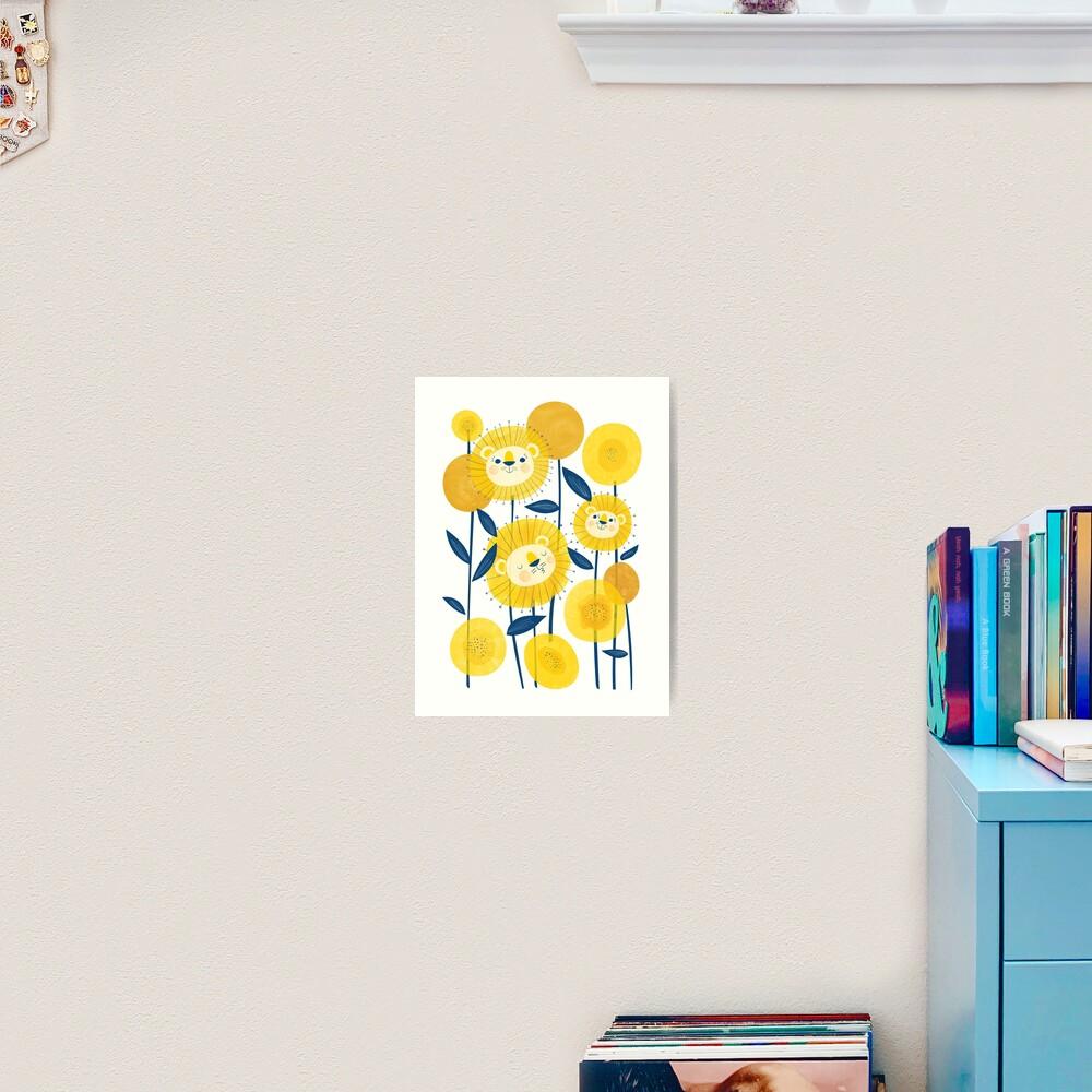 "Dande""lion"" Art Print"