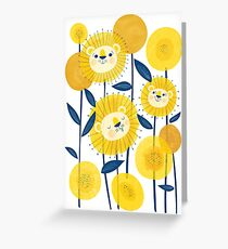 "Dande""lion"" Greeting Card"