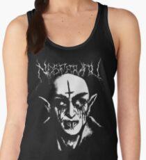 Black Metal Nosferatu Women's Tank Top