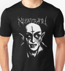 Black Metal Nosferatu T-Shirt