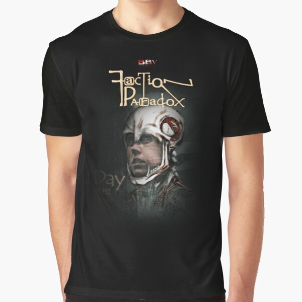 Faction Paradox - BBV Graphic T-Shirt