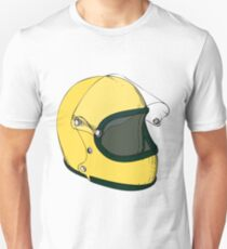 Crash helmet art T-Shirt