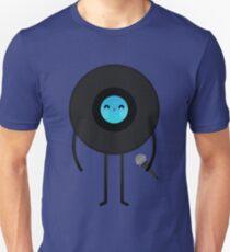Pop Vinyl Disk T-Shirt
