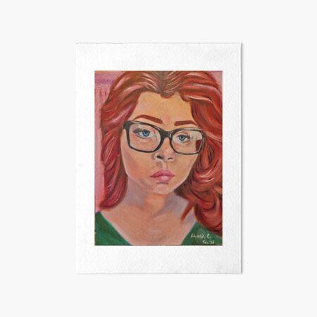 Self Love Art Board Print