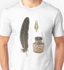 Writers gold T-Shirt