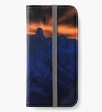 Mount Doom iPhone Wallet/Case/Skin