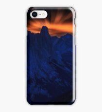 Mount Doom iPhone Case/Skin