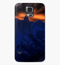 Mount Doom Case/Skin for Samsung Galaxy