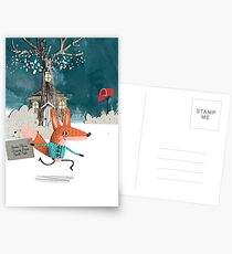 Letter to Santa Postcards