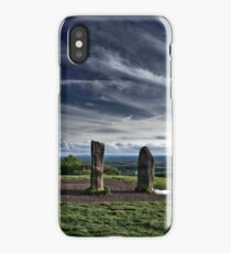 Stormy Skys iPhone Case/Skin
