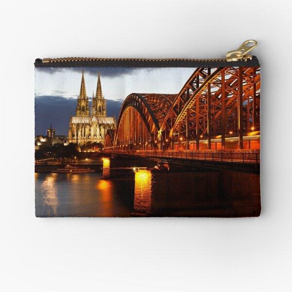 Cologne on the Rhine Täschchen