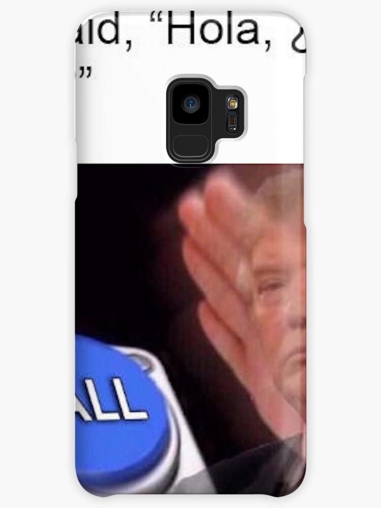 Trump Nut Taste Hüllen Skins Für Samsung Galaxy Von Meme Maker