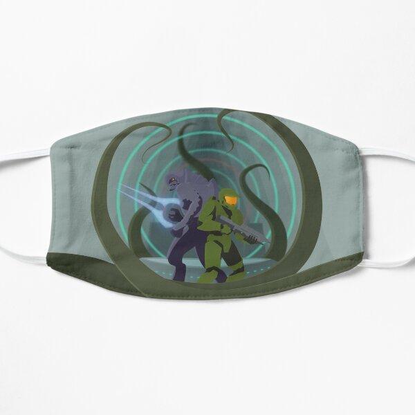 Kurzlebige Allianz - Halo 3 Flache Maske