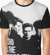 Best of Echo & The Bunnymen  Graphic T-Shirt