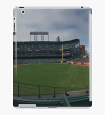 AT & T Park iPad Case/Skin