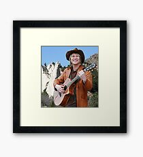 John Denver - Rocky Mountain High Framed Print