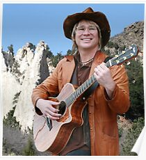 John Denver - Rocky Mountain High Poster