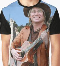 John Denver - Rocky Mountain High Graphic T-Shirt