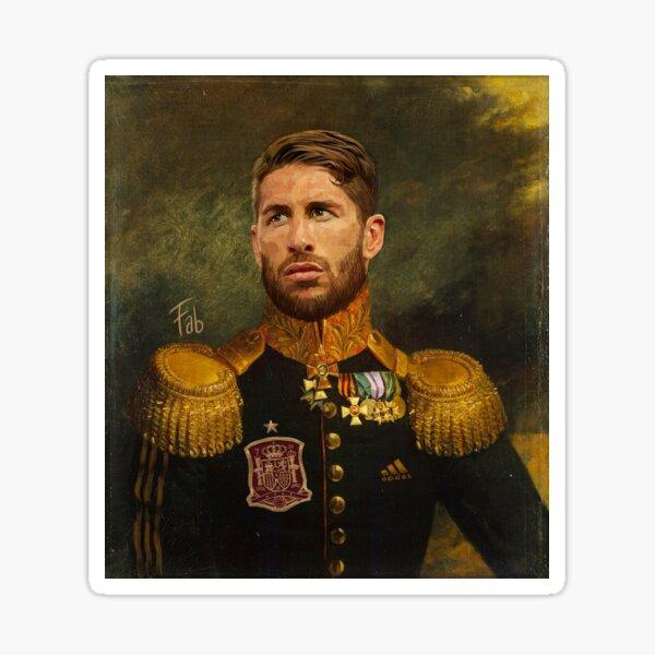 Don Sergio Ramos Sticker