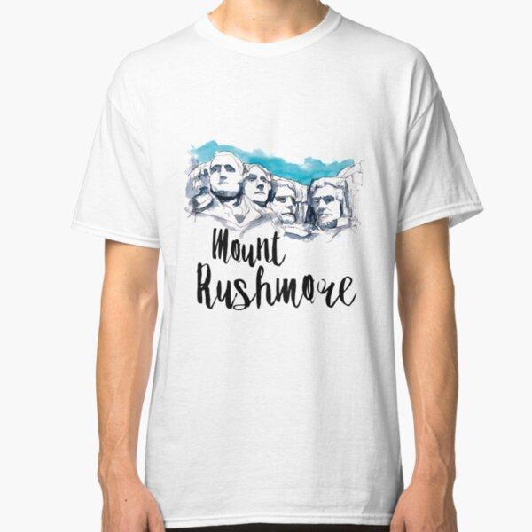 Mount Rushmore Classic T-Shirt