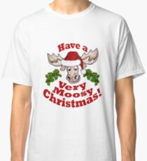 Moosy Christmas Classic T-Shirt