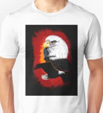 Eagle Native Art 2 Unisex T-Shirt