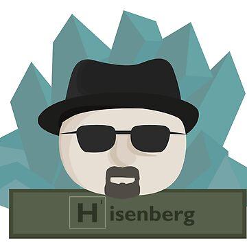 Hisenberg by lightbuzz321