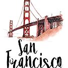 San Francisco by creativelolo