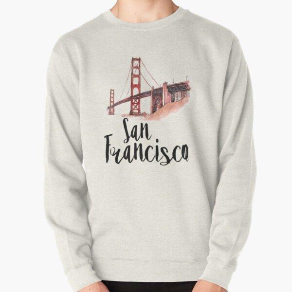 San Francisco Sweatshirt épais