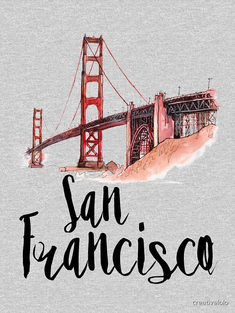 San Francisco by creativelolo
