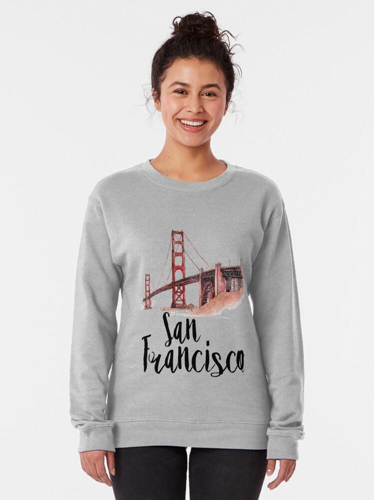 Alternate view of San Francisco Pullover Sweatshirt