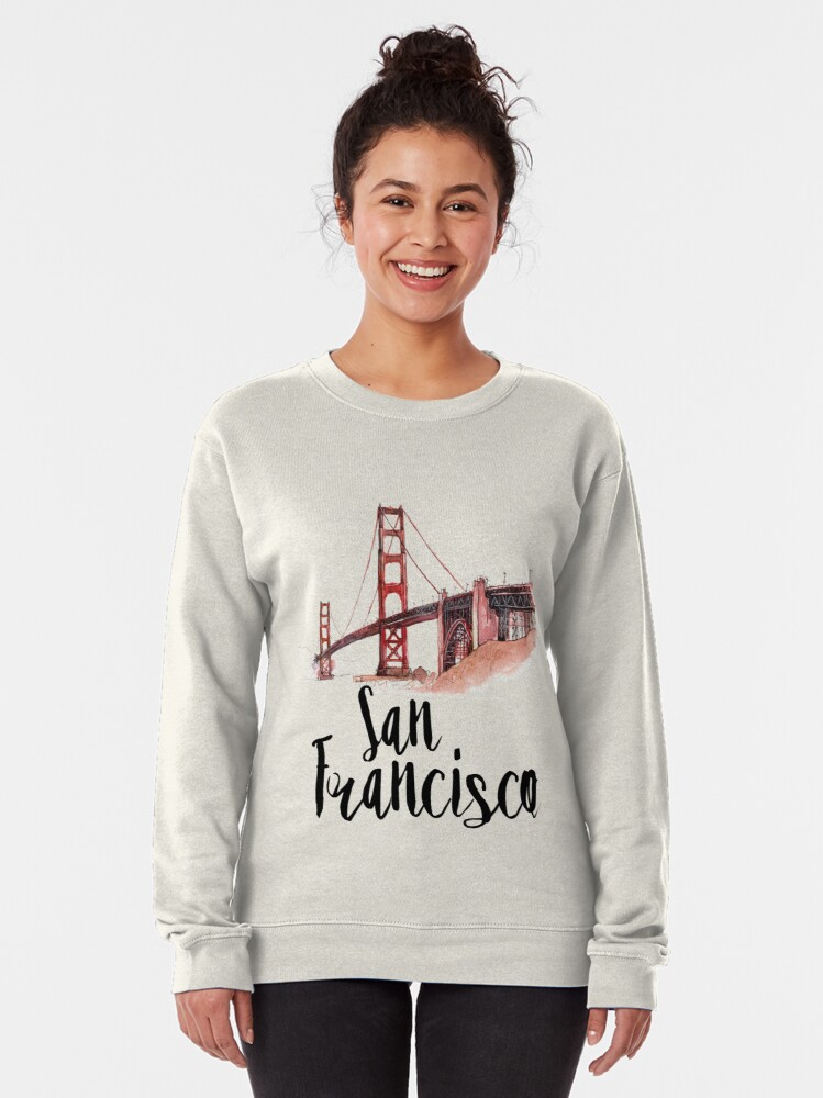 Alternate view of San Francisco Pullover Sweatshirt