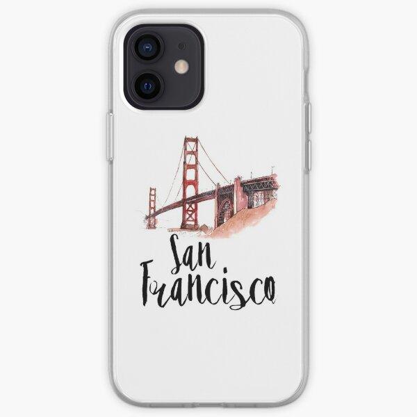 San Francisco iPhone Soft Case