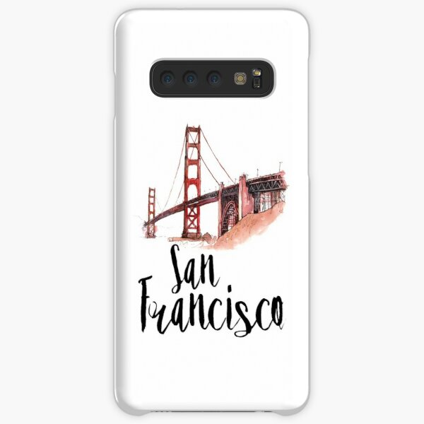 San Francisco Samsung Galaxy Snap Case