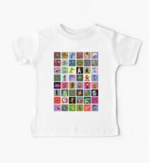 Pixel Heroes Kids Clothes