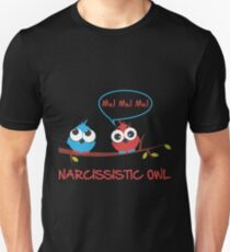 Narcissistic owl T-Shirt