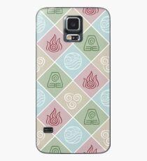 Four Elements Case/Skin for Samsung Galaxy