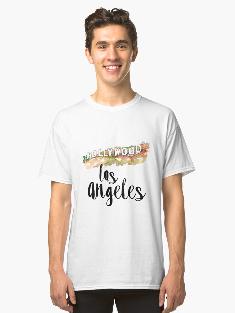 Alternate view of The Angels Classic T-Shirt