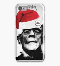 Frankie Likes Xmas iPhone Case/Skin