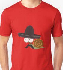 Caracolcito Bandito snail  Unisex T-Shirt