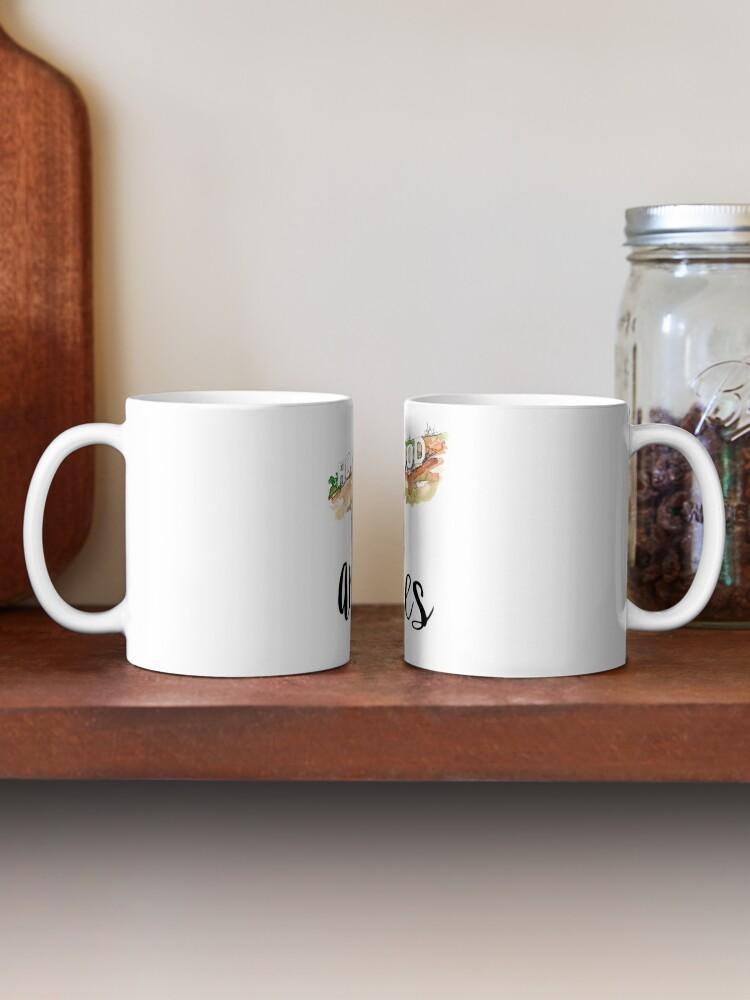 Alternate view of The Angels Mug