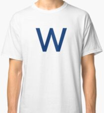 Chicago Cubs W  Classic T-Shirt