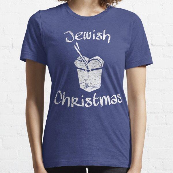 Jewish Christmas Essential T-Shirt