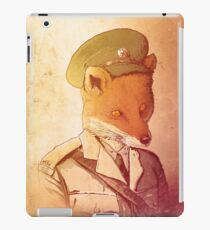 Red Army Fox iPad Case/Skin