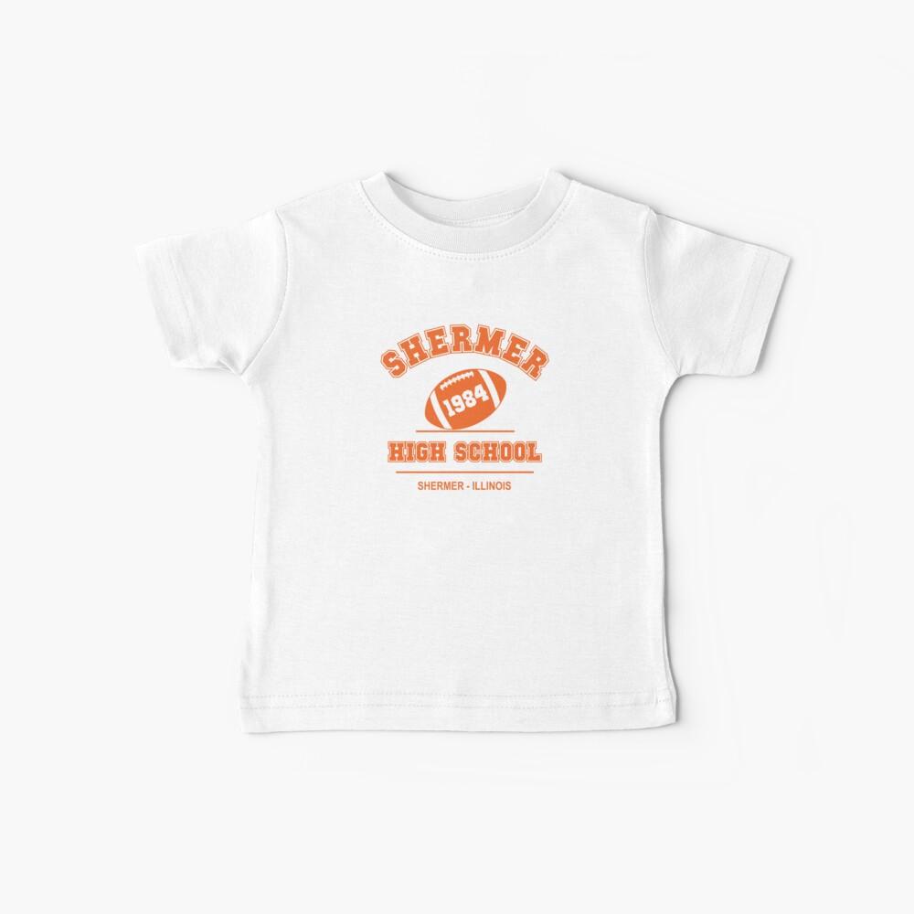 Der Frühstücksclub - Shermer High 1984 ' Baby T-Shirt
