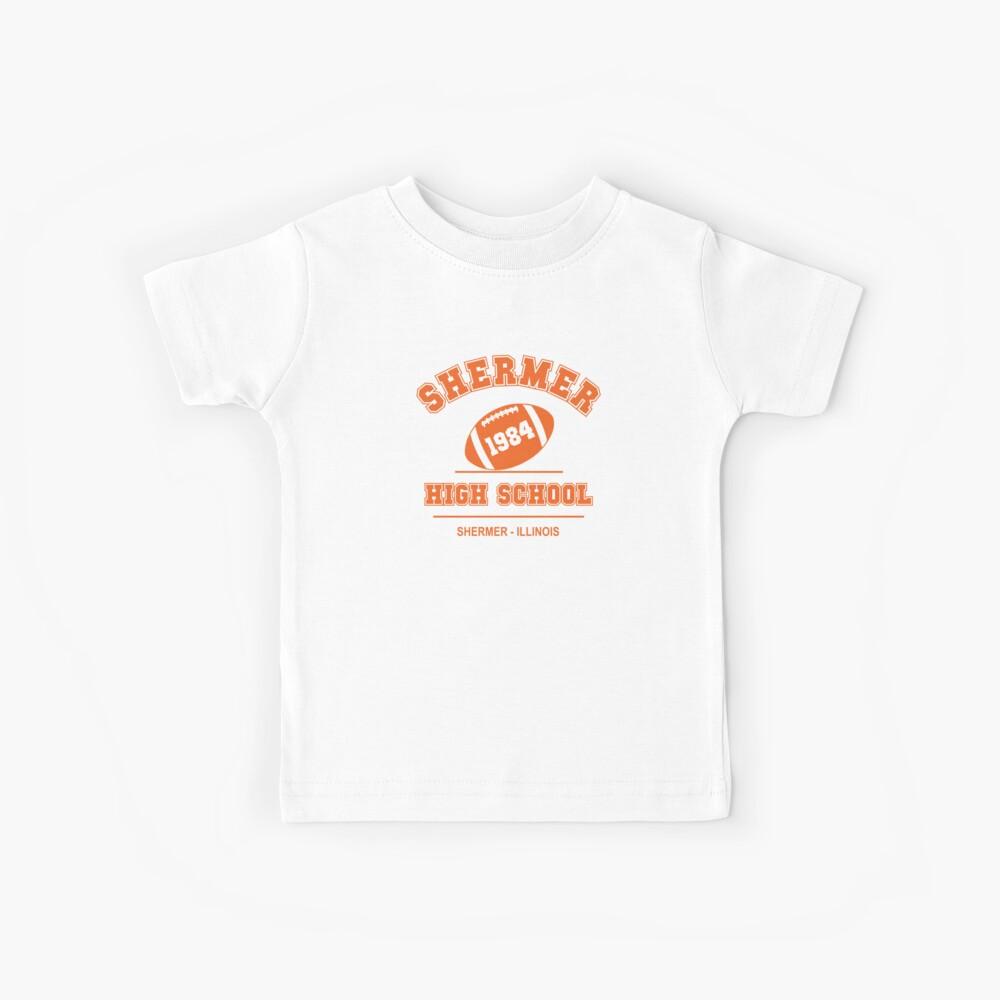 Der Frühstücksclub - Shermer High 1984 ' Kinder T-Shirt