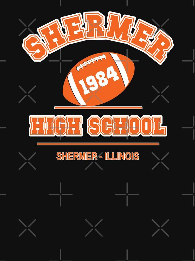 Der Frühstücksclub - Shermer High 1984 ' von Purakushi