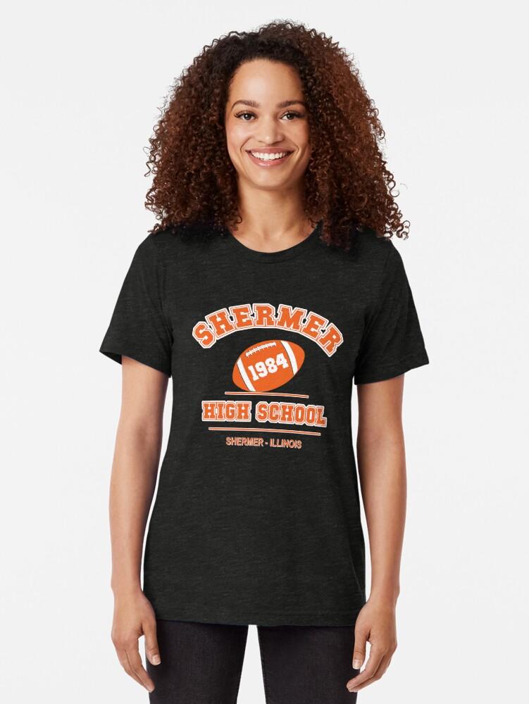 Alternative Ansicht von Der Frühstücksclub - Shermer High 1984 ' Vintage T-Shirt