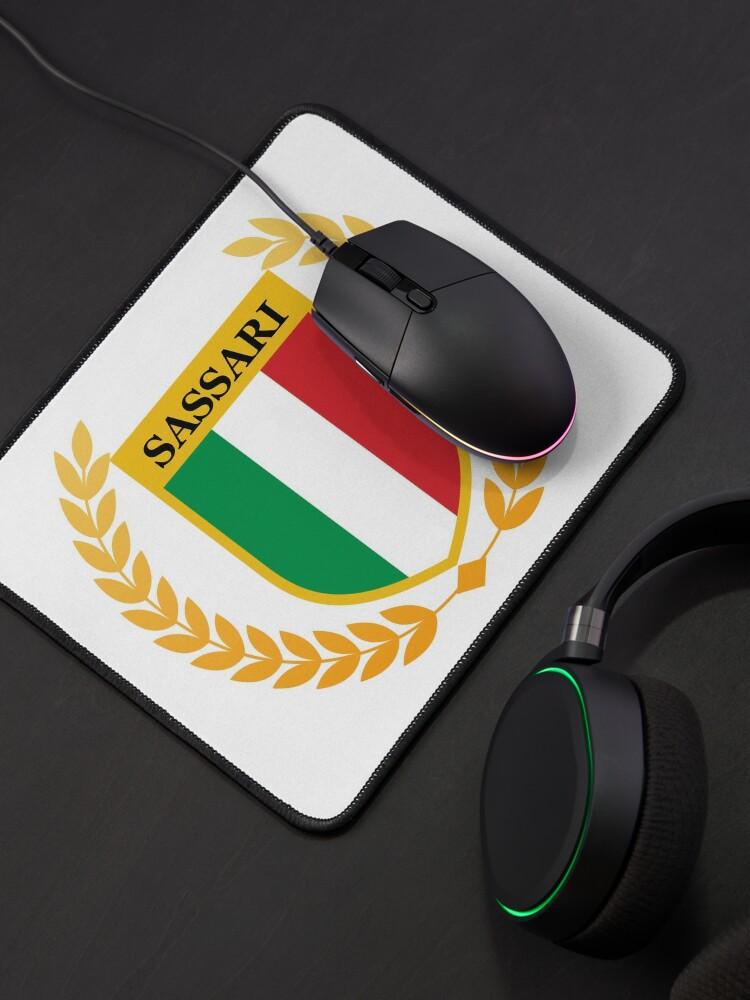 Alternate view of Sassari Italia Italy Mouse Pad